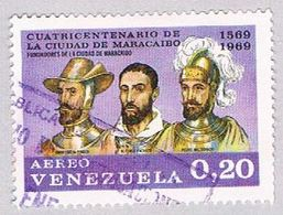 Venezuela C1013 Used Heads 1969 (BP27711) - Venezuela