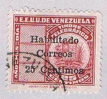 Venezuela 455 Used Telegraph 1951 (BP30718) - Venezuela