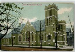 52492786 - Evansville Synagoge - Jodendom