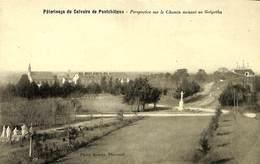 CPA - France - (44) Loire Atlantique - Pontchâteau - Perspective Sur Le Chemin - Pontchâteau