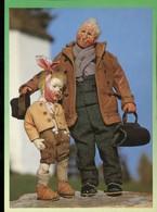 Villach - Puppenmuseum - Puppen ** - Villach