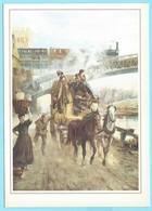 1293 - DUITSLAND - GERMANY - 500 JAAR POST - POSTKOETS - Poste & Facteurs