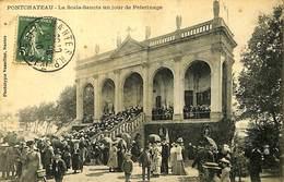 CPA - France - (44) Loire Atlantique - Pontchâteau - La Scala-Santa Un Jour De Pélerinage - Pontchâteau