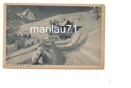 P1013 SVIZZERA SUVRETTA HAUS ST MOTITZ Non Viaggiata - Svizzera