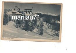 P1014 SVIZZERA SUVRETTA HAUS ST MOTITZ Non Viaggiata - Svizzera