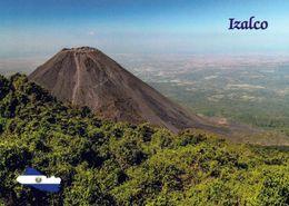 1 AK El Salvador * Vulkan Izalco - Er Ist Der Jüngste Vulkan In El Salvador - Er War Von 1770 - 1958 Aktiv * - Salvador
