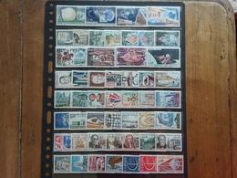 FRANCIA - 50 Francobolli Differenti Nuovi ** Anni '60 + Spese Postali - Nuovi