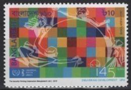 Bangladesh (2019)  - Set -   /  UPU Joint Issue - Emissions Communes