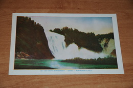 3111-         CANADA, QUEBEC, LES CHUTES MONTMORENCY - Montmorency Falls