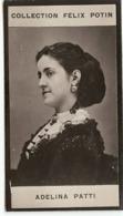 Adelina Patti -Cantatrice Italienne (soprano Colorature) † Craig-y-Nos Brecon- Collection Photo Felix POTIN 1900 - Félix Potin