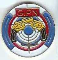 @@ GIPN Police Nationale Cible Tir Pistolets @@pol16c - Police