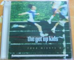 CD PUNK - THE GET UP KIDS / FOUR MINUTE MILE - Punk