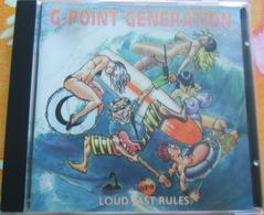 CD PUNK - G-POINT GENERATION / LOUD FAST RULES - Punk