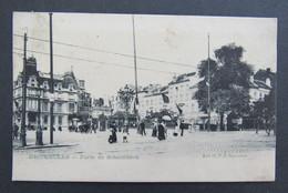 Carte Postale Bruxelles Porte De Schaerbeek - Schaarbeek - Schaerbeek