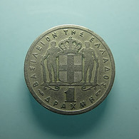 Greece 1 Drachma 1954 - Griechenland