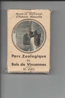 24300  - Parc Zoologique Du Bois De Vincennes 50 Photos Animaux (format 9,5 X 6,5 Cm) - Photos