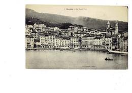 Cpa - 20 - Corse - BASTIA - Le Vieux Port - Sylvestri 1 - Bateau - - Bastia