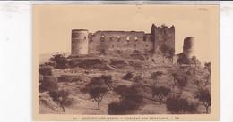 04 / GREOUX LES BAINS / CHATEAU DES TEMPLIERS / LL 20 - Gréoux-les-Bains