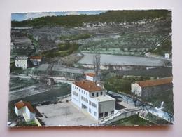 26 - Cpsm Grand Format - MOLLANS- SUR-OUVEZE    - GROUPE SCOLAIRE - France