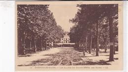04 / GREOUX LES BAINS / LES ALLEES DU GRAND HOTEL DES BAINS - Gréoux-les-Bains