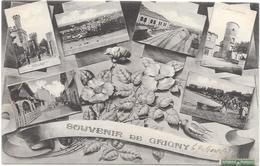 GRIGNY : SOUVENIR DE - Grigny