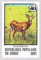Congo PR 458 MNH Antelope  CV 1.90 (BP3841) - Congo - Brazzaville