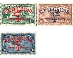 Ref. 338463 * MNH * - LIBERIA. 1941. RED CROSS . CRUZ ROJA - Liberia