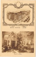 LYON : HOTEL BRISTOL - Lyon