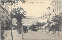 LYON : COURS CHARLEMAGNE - Lyon