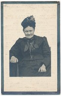 Ruiselede / Doodsprent / Bidprent / 1843-1916 - Devotieprenten