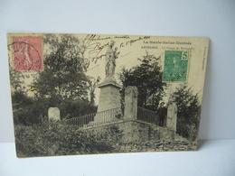 LA HAUTE SAÔNE ILLUSTRÉE  ARPENANS 70 HAUTE SAÔNE LA VIERGE DU MONTGEDRY CPA 1908 Reuchet Fougerolles - Sonstige Gemeinden