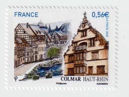 """TIMBRE -  2010  -  Série Touristique , Colmar   -   N° 4443   -        """" La Maison Des Têtes""""        Neuf Sans Charnière - Frankreich"""