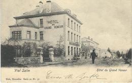 VIELSALM : Hôtel Grand Veneur - Nels Série 20 N° 56  - Cachet De La Poste 1901 - Vielsalm