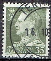 DENMARK # FROM 1961-62 STAMPWORLD 396A FLUOR - Danimarca
