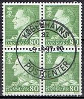 DENMARK # FROM 1967 STAMPWORLD 463 - Danimarca