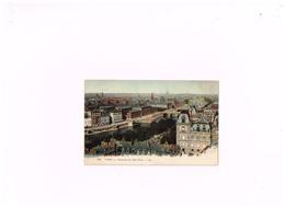 Panorama Des Huit Ponts.Expédié à Anvers (Belgique) - Ponti