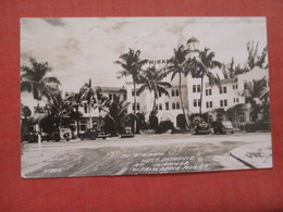 RPPC  Miramar Florida > West Palm Beach  Ref 3936 - West Palm Beach