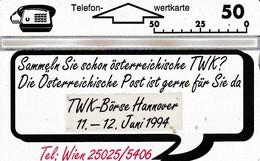 ÖSTERREICH-1.Promotionkarte-405 L - Austria