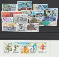 TAAF Année Complète 2003 Sans Carnet Voyage 349 à 371 ** MNH - Full Years