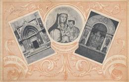Marche - Pesaro - Santuariodei Servi - 3 Vedute Del Santuario - F. Piccolo - Molto Bella - Pesaro