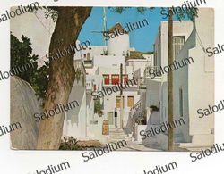 (open - 2 Scan) MYCONOS MICONO - Greece Grecia - Storia Postale - Grecia