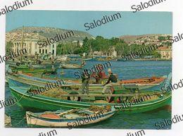 (open - 2 Scan) MYTILENE - Mitilini - Greece Grecia - Storia Postale Medicina Medico Doctor - Pesca Fischery - Grecia