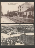 Lot De 12 Cartes Postales Anciennes De France - - Postcards