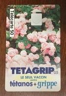 CORPS DE CARTE TETAGRIP TÉLÉCARTE PRIVÉE PUBLIQUE 50U RÉF PHONECOTE En 1442 PHONECARD VERSO MEXIQUE - 50 Unidades