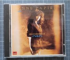 CD ANNE PAPIRI ABUS DANGEREUX - Musique & Instruments