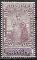 Trinidad 1904 Mi.No. 65 - Trinidad & Tobago (...-1961)