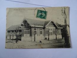 CPA 62  AUCHEL La Goutte De Lait 1910  TBE Mine Mineur Charbon - Unclassified