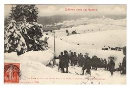 88 VOSGES - GERARDMER La Piste De Ski, Le Grand Saut - Gerardmer