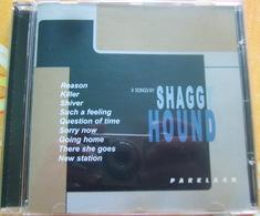 CD  PUNK - SHAGGY HOUND - PARKLAAN - Punk