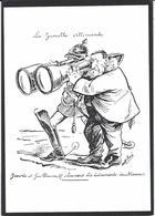 CPM Jean Jaurès Satitique Caricature Non Circulé Voir Scan Du Dos Kaiser - Satiriques